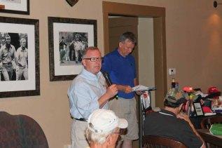 Stuart Shepherd, Nebraska 4-H Foundation Executive Director, gives an update on Nebraska 4-H.